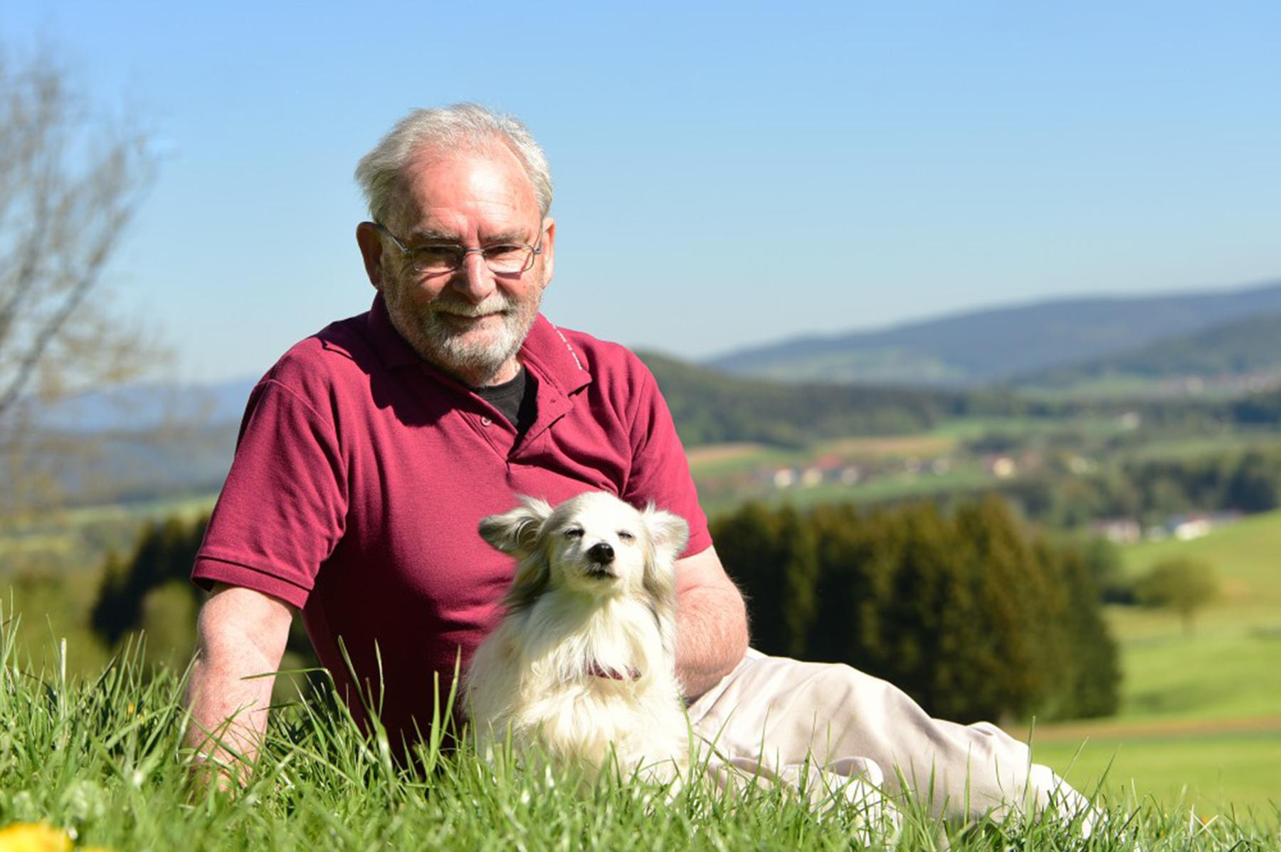 Hans-Gamperl-1 Unterstützen Sie das Tierheim Wollaberg