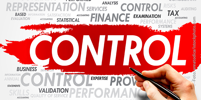 controlling-1 Transparenz