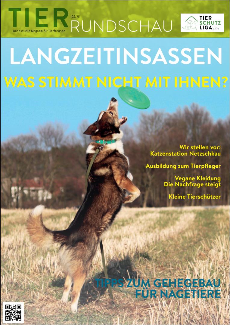 Tierrundschau-1502 Tierrundschau - aktuelles Tiermagazin
