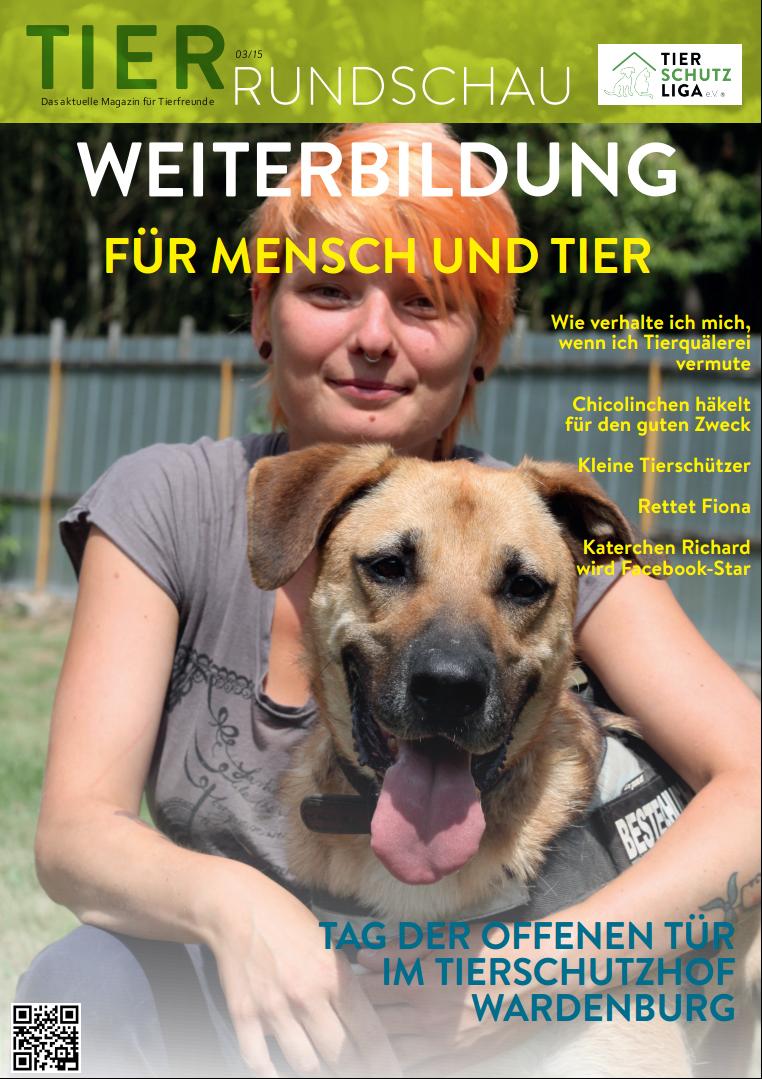 Tierrundschau-1503 Tierrundschau - aktuelles Tiermagazin
