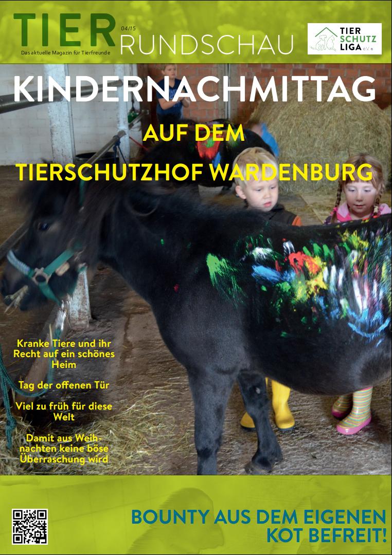 Tierrundschau-1504 Tierrundschau - aktuelles Tiermagazin