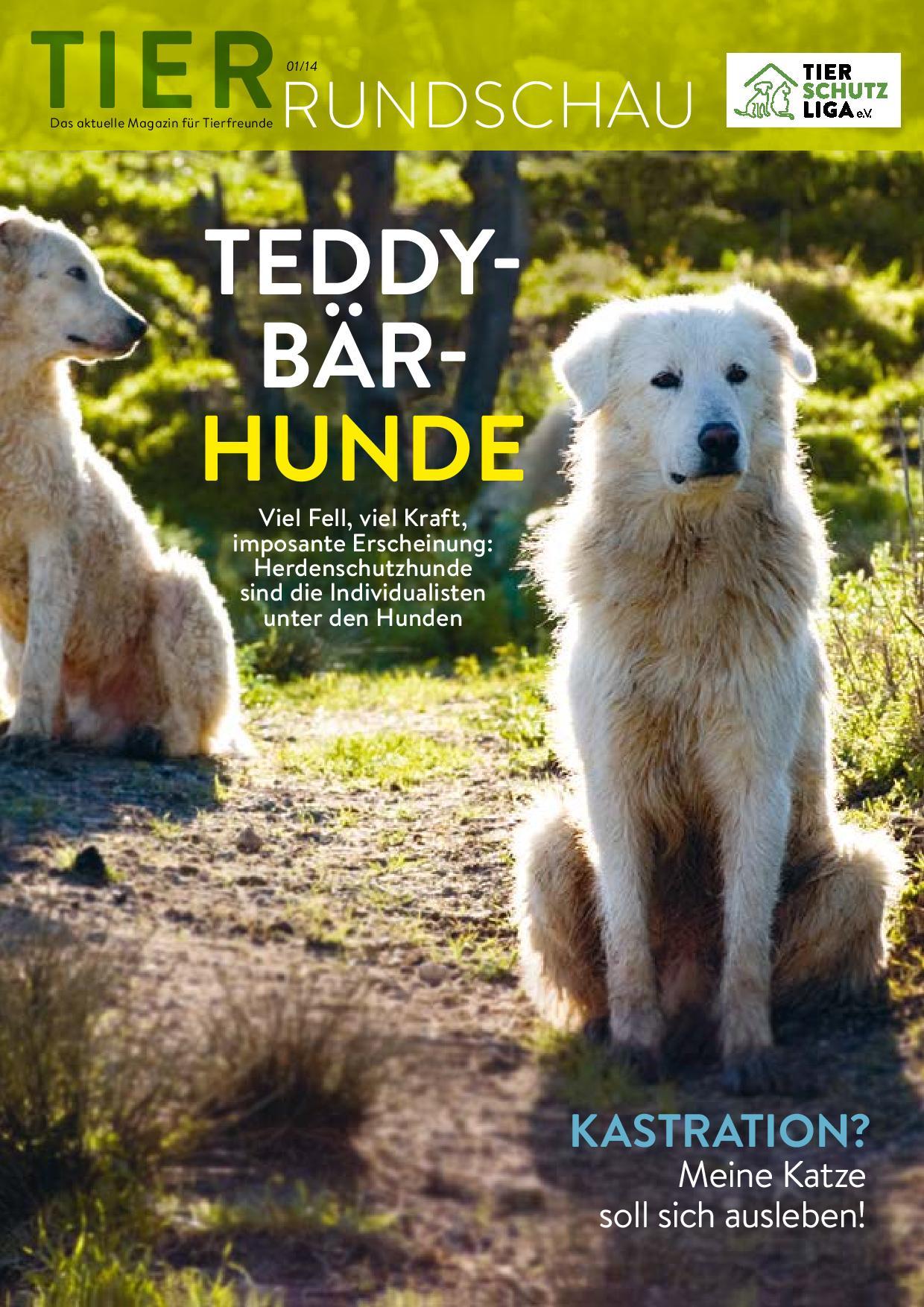 Tierrundschau-page-001 Tierrundschau - aktuelles Tiermagazin