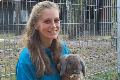 Team-Fröhlich-Vanessa-Tierschutzliga Team - Tierschutzliga Dorf
