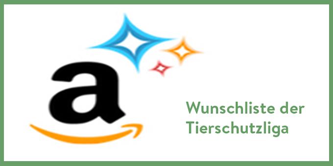 amazon-wunschliste-tierschutzliga Helfer werden