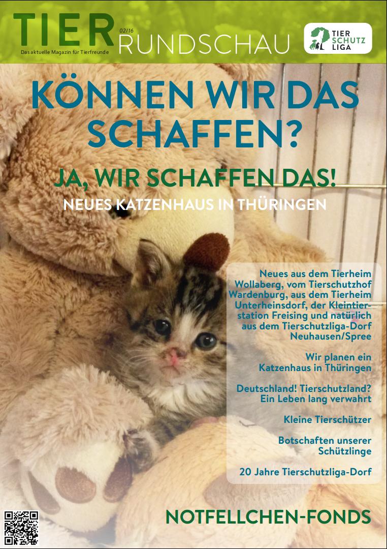 TR_0216_01-1 Tierrundschau - aktuelles Tiermagazin