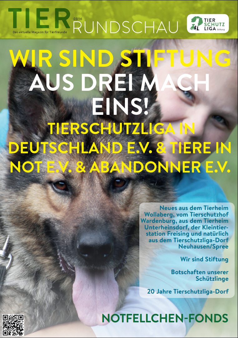 tr_0316_01 Tierrundschau - aktuelles Tiermagazin