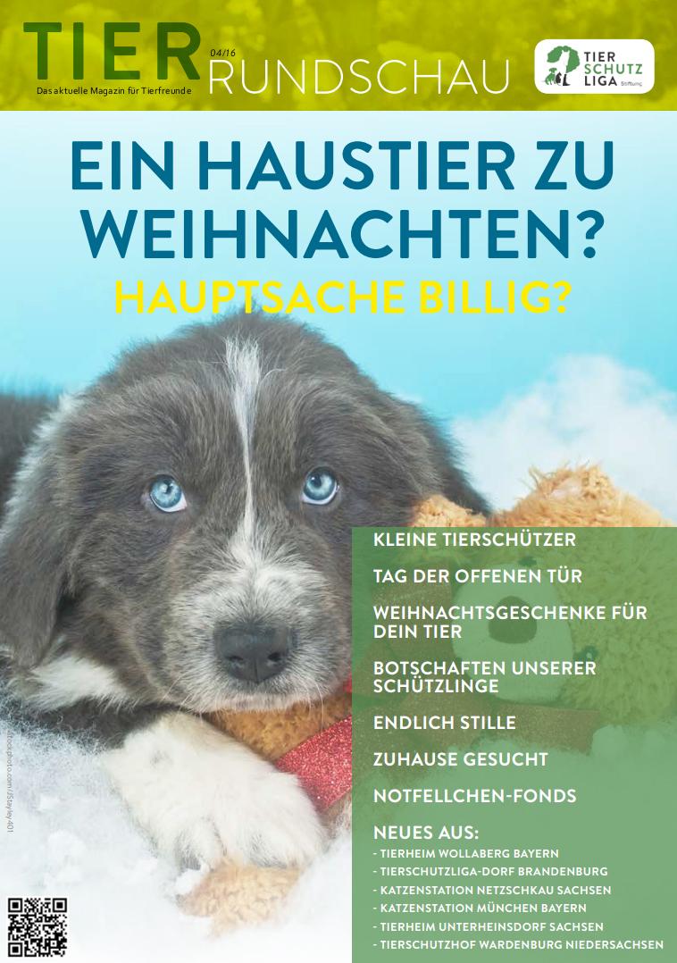 Titel0416-1 Tierrundschau - aktuelles Tiermagazin