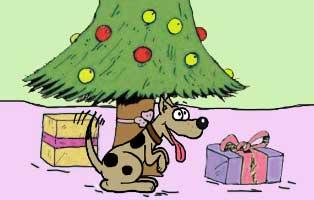 tier-zu-weihnachten-happy Haustiere zu Weihnachten?