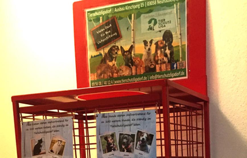Futterbox-Aufstellorte-finden-helfen-tierschutzligadorf Spendendosen und Futterboxen