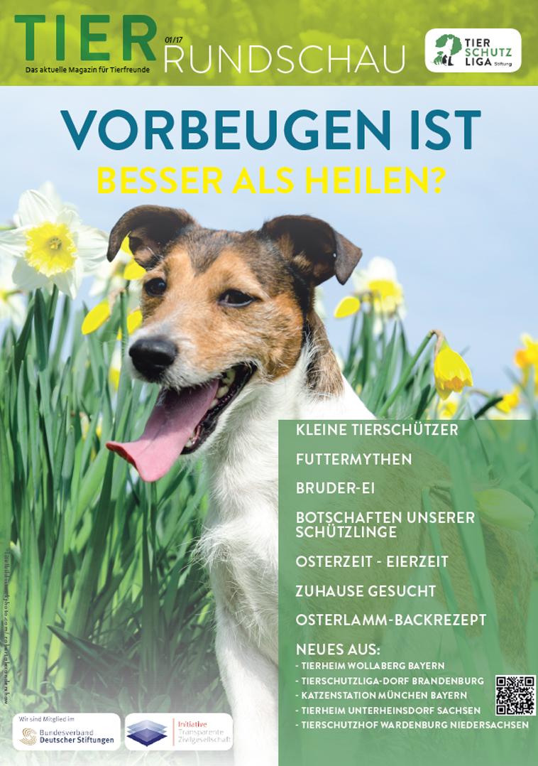 Tite_l0117-1 Tierrundschau - aktuelles Tiermagazin