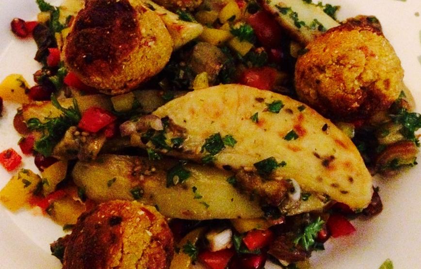 beitragsbild-orientalischer-kartoffelsalat-vegan-fallaffel Vegane und vegetarische Rezepte