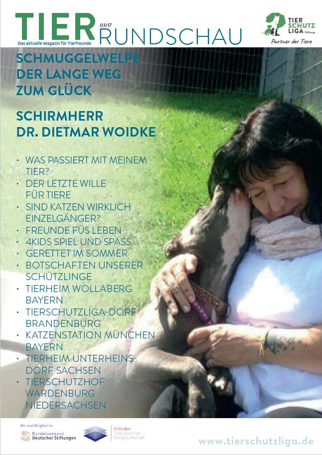 TR_03_2017_titel-1 Tierrundschau - aktuelles Tiermagazin