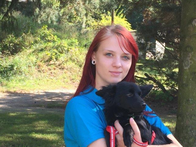 auszubildende-lisa-klein Wir bilden aus - Tierpfleger