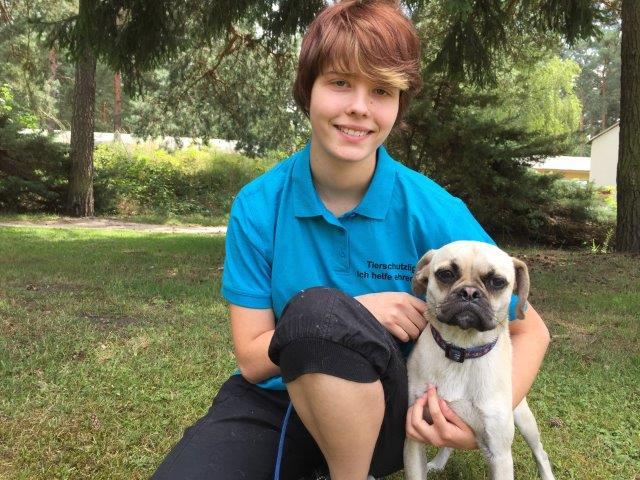 auszubildende-steffi-jenchen Wir bilden aus - Tierpfleger