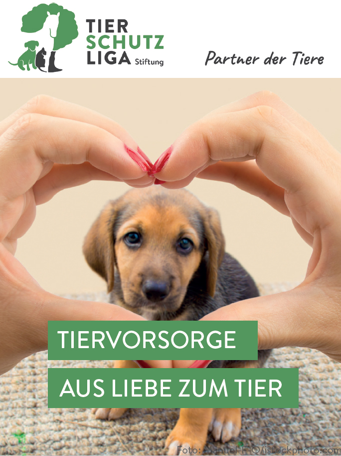 tiervorsorge Tiervorsorgevertrag