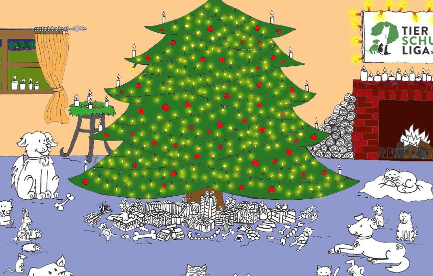 spende geschenke zu weihnachten im tierheim. Black Bedroom Furniture Sets. Home Design Ideas
