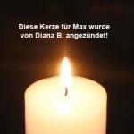 kerze-für-max-von-diana-b-angezündet-150x150 Max - gekämpft, gehofft und doch verloren