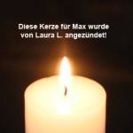 kerze-für-max-von-laura-l-angezündet-150x150 Max - gekämpft, gehofft und doch verloren
