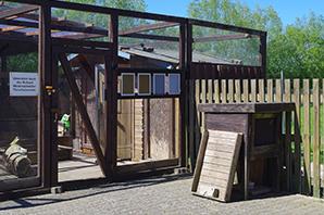 kaninchengehege-villa-moehre-tierheim-bueckeburg Das Tierheim Bückeburg