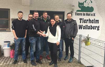spende-wollaberg-beitragsbild Eine Spende vom VW Audi Club Volles Rooää