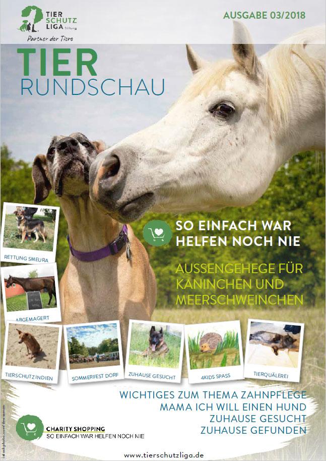 tierrundschau-03-18-titel Tierrundschau - aktuelles Tiermagazin