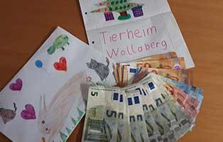 wollaberg-schulklasse-spende Tag der offenen Tür in Wollaberg