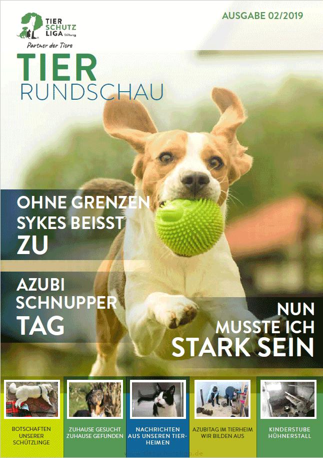 tierrundschau-02-19-titel Tierrundschau - aktuelles Tiermagazin