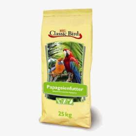 ratgeber kleintiere papagei produkt futter
