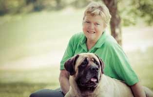 beate-hensler-hund-helga Unsere Hunde - Supernasen mit Herz und Verstand