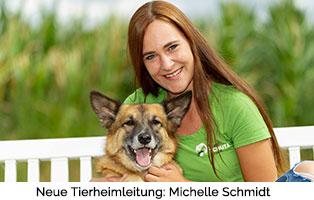 beitragsbild-michelle-schmidt-text-neu Michelle Schmidt übernimmt die Leitung des Tierschutzhofs Wardenburg