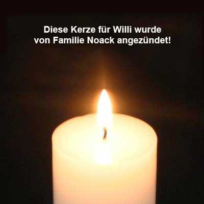 kerze-willi-Familie-Noack Mach's gut Willy