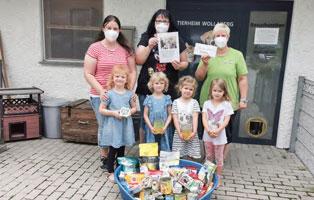 tierliebe-kinder-tierrundschau Nagerstation Freising